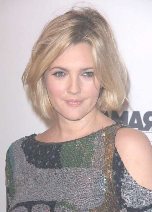 Featured Photo of Drew Barrymore Bob Hairstyles