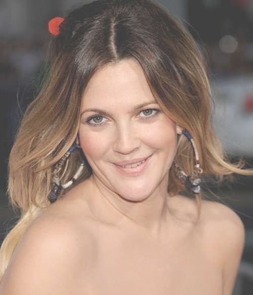 Drew Barrymore Shoulder Length Bob Hairstyles 2013 – New For Drew Barrymore Bob Hairstyles (View 14 of 15)