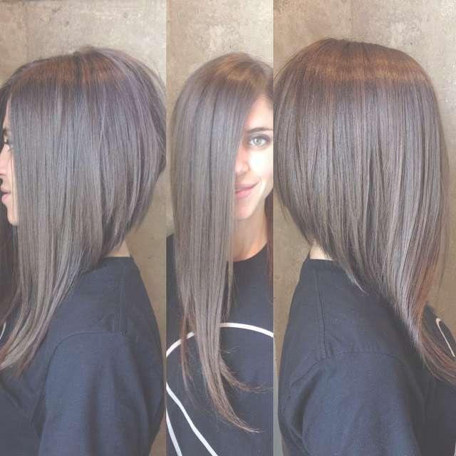 Extreme Long Bob How To & 3 Lob Tips – Career – Modern Salon Pertaining To Very Long Bob Haircuts (View 9 of 15)
