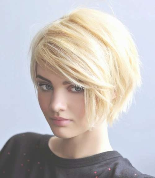 Fashion Hairstyles Loves: Modern Bob Hairstyle Ideas With Punk Bob Haircuts (View 3 of 15)