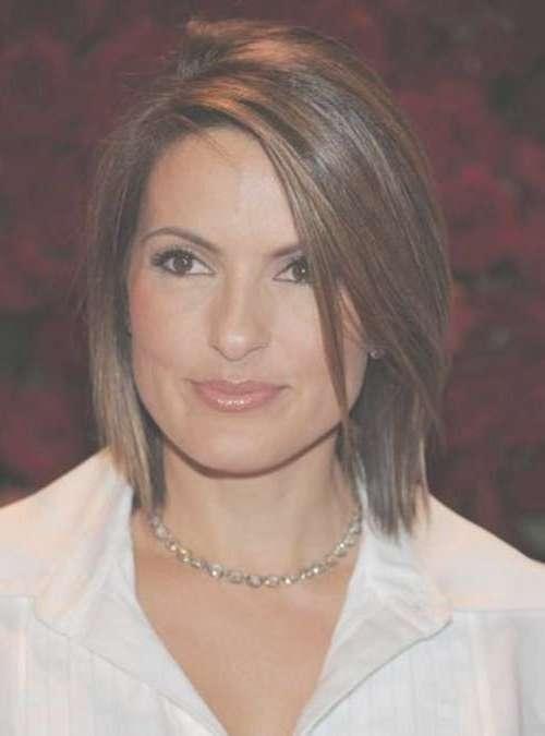 Female Celebrity Short Haircuts 2014 – 2015 | Short Hairstyles With Mariska Hargitay Short Bob Haircuts (View 9 of 15)