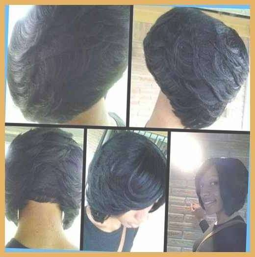 Graduated Adorable Black Hair Layered | Simple Stylish Haircut Intended For Layered Bob Haircuts For Black Hair (View 14 of 15)