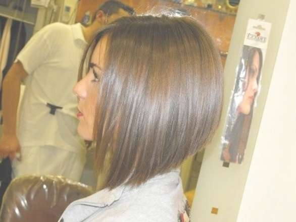 Graduated Bob Haircut Trendy Short Hairstyles For Women | Medium Within Long Graduated Bob Haircuts (View 10 of 15)