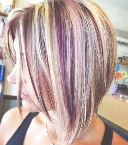 Hair Color For Short Hair 2014 | Short Hairstyles 2016 – 2017 Inside Hair Colors For Bob Haircuts (View 10 of 15)