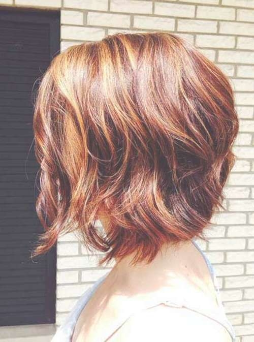 Hair Color Ideas For Bob Hairstyles – Hairstyle Ideas With Bob Hairstyles And Colors (View 14 of 15)