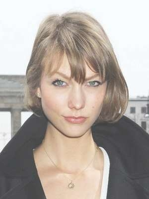 Hair Ideas: Pulling Off The Karlie | Allure For Karlie Kloss Bob Hairstyles (View 3 of 15)