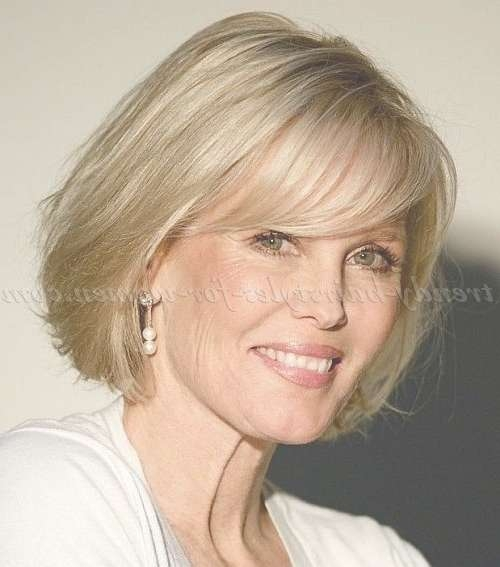 Haircuts Trends 2017/ 2018 – Short Hairstyles Over 50, Hairstyles Within Bob Haircuts For Over (View 12 of 15)