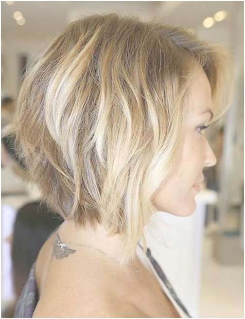 Hairstyles For Semi Curly Hairs Medium Length Bob Hairstyle For Regarding Medium Length Bob Hairstyles For Curly Hair (View 10 of 15)