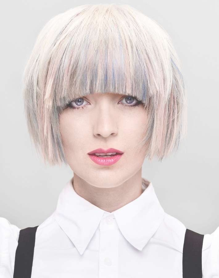 Hairstyles For Women 2018 With Punk Bob Haircuts (View 14 of 15)
