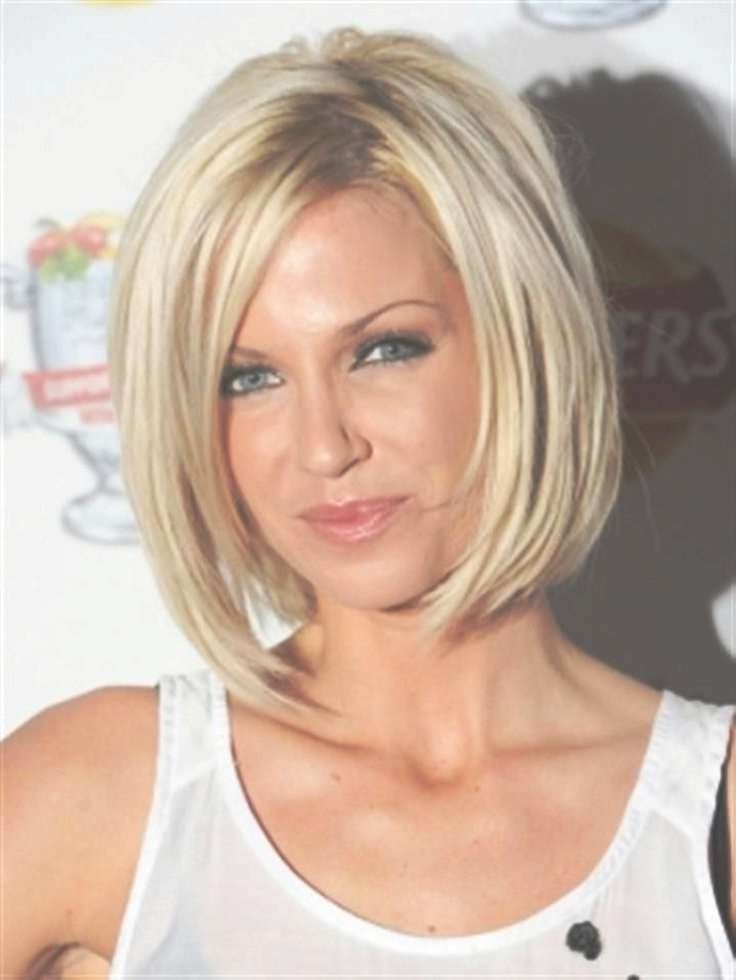 Hairstyles For Women Over 50 With Thick Hair | Related Bob Pertaining To Bob Hairstyles For Women Over (View 8 of 15)
