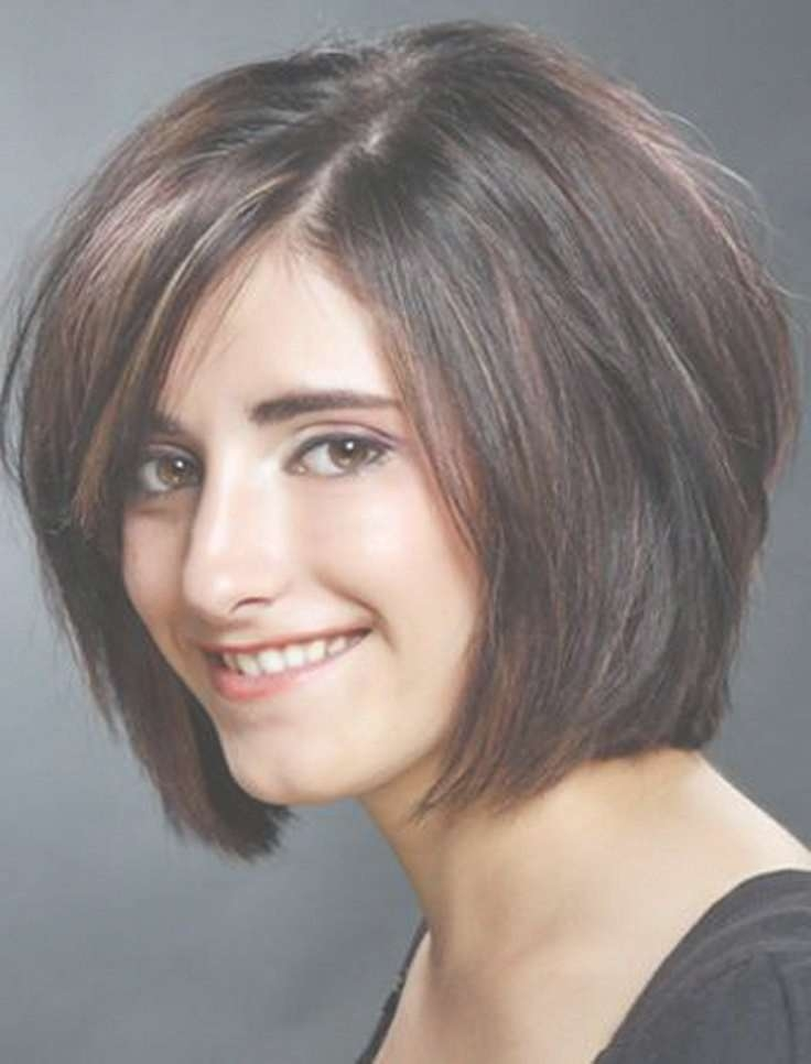 Hairstyles Ideas : Medium Bob Haircuts With Side Bangs Medium Bob Intended For Medium Bob Haircuts For Thick Hair (View 14 of 15)