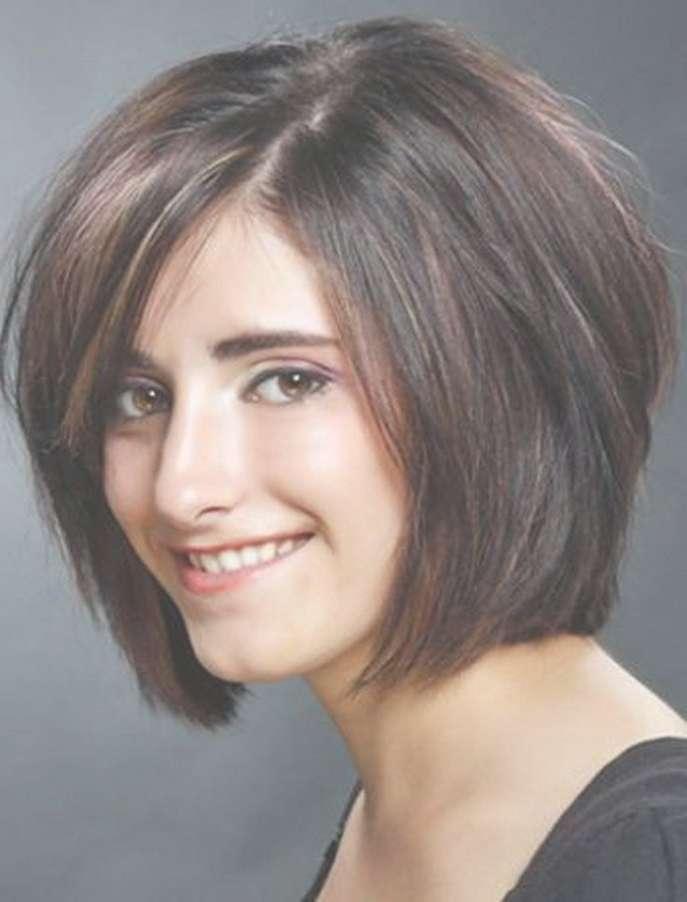 Hairstyles Ideas : Medium Bob Haircuts With Side Bangs Medium Bob Pertaining To Medium Bob Haircuts With Side Bangs (View 8 of 15)