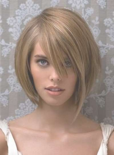 Hairstyles : New Layered Bob Hairstyles 2017 Layered Bob Intended For Layered Bob Haircuts For Round Faces (View 10 of 15)