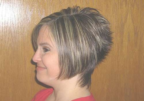 Highlighted Bob Hairstyle | Medium Hair Styles Ideas – 44967 In Chinese Bob Haircuts Styles (View 5 of 15)