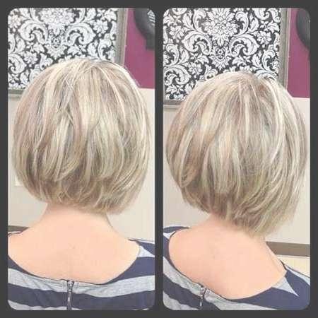 Inverted Bob Haircuts 2013 2014 | Short Hairstyles 2016 – 2017 Regarding Back View Of Bob Haircuts (View 12 of 15)