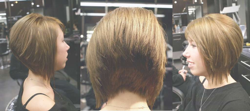 Inverted Bob Hairstyles Back View | Medium Hair Styles Ideas – 30539 Intended For Bob Haircuts Back And Front View (View 7 of 15)