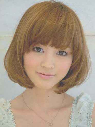 Japanese Bob Hairstyle For Summer - Hairstyles Weekly within Japanese Bob Haircuts