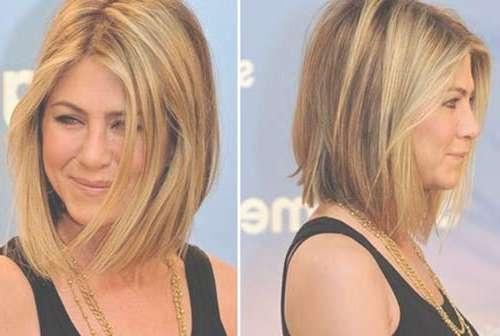 Jennifer Aniston New Bob Haircuts | Short Hairstyles 2016 - 2017 in Rachel Green Bob Hairstyles