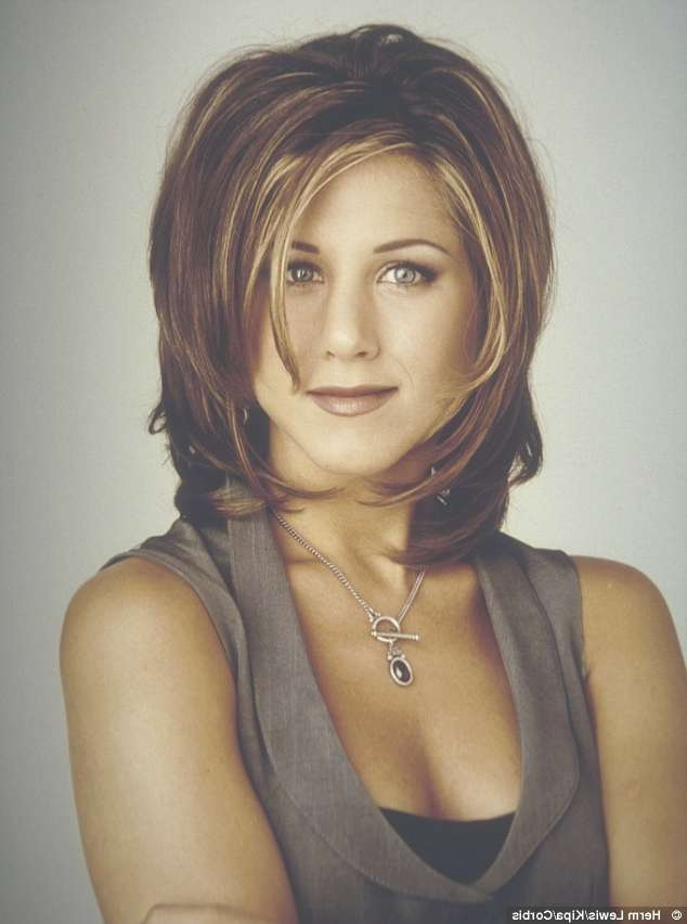 Jennifer Aniston's Hairdresser Was High When He Gave Her 'the with regard to Rachel Green Bob Hairstyles