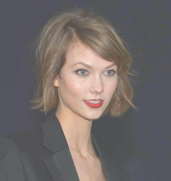Karlie Kloss Archives – The Neo Trad For Karlie Kloss Bob Hairstyles (View 11 of 15)