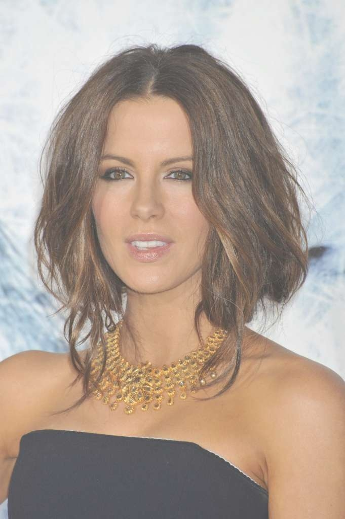 View Photos Of Kate Beckinsale Bob Haircuts Showing 15 Of 15 Photos