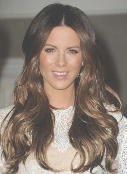 Kate Beckinsale Long Layered Hairstyles 2012 – Popular Haircuts Inside Kate Beckinsale Bob Haircuts (View 11 of 15)