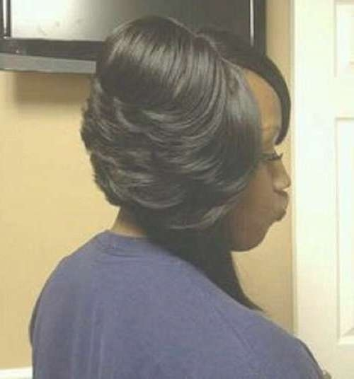 Layered Bob For Black Hair – Hairstyle Fo? Women & Man Throughout African American Bob Haircuts With Layers (View 7 of 15)