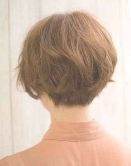 Layered Bob Hairstyles Back View Newest – Wodip For Back View Layered Bob Haircuts (View 10 of 15)