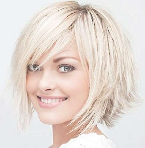 Layered Shaggy Bob Haircut Ideas – Popular Haircuts Intended For Shaggy Bob Hairstyles With Bangs (View 15 of 15)