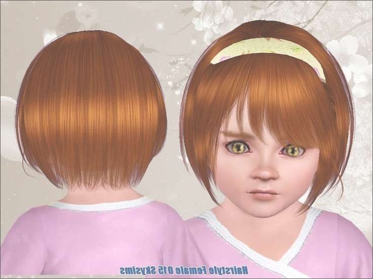 Little Girl Short Bob Haircuts Bing Images Dannielynn | Medium Intended For Bob Haircuts For Girls (View 15 of 15)