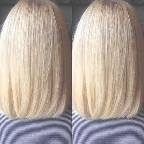 Long Blonde Bob Haircut Back View – Bobs – 15 Long Bob Haircuts In Bob Haircuts Back And Front View (View 11 of 15)