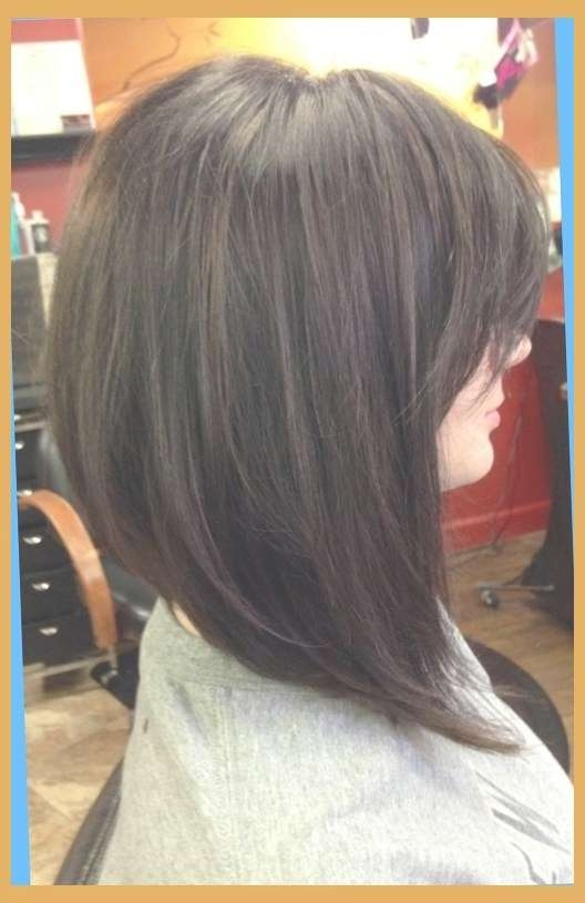 Long Bob Haircuts Back View | Long Swing Bob, Swing Bob And Swing Pertaining To Long Swing Bob Haircuts (View 4 of 15)