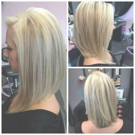 Long Bob Haircuts Back View With Regard To Loveliness | Sweet Haircuts Pertaining To Back View Long Bob Haircuts (View 4 of 15)