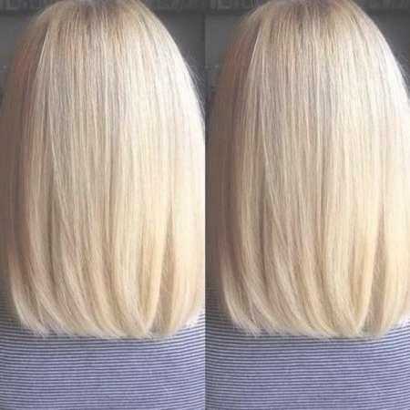 Long Bob Haircuts Front And Back View | Glamor Haircuts Inside Bob Haircuts Back And Front View (View 12 of 15)