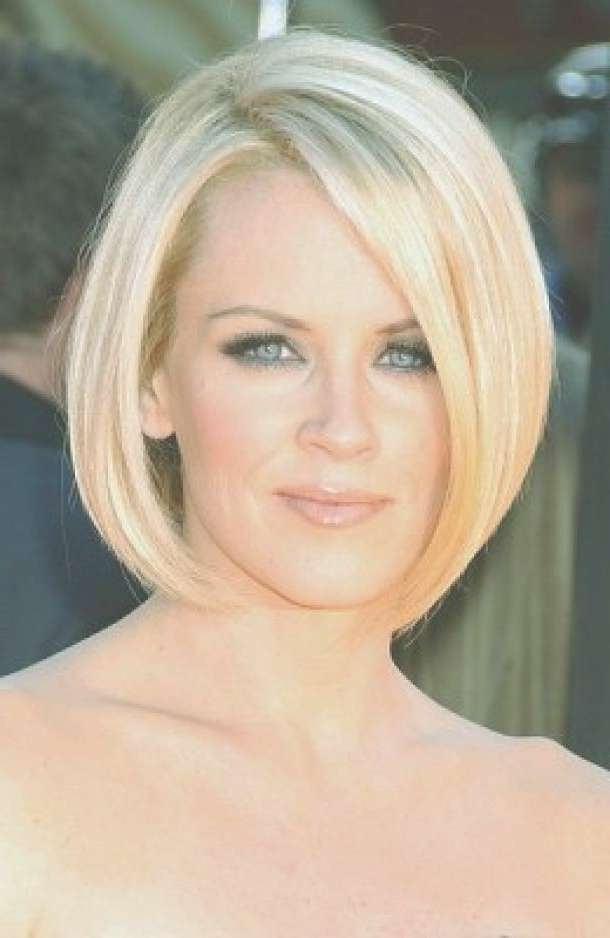 Long Bob Hairstyle For Oval Face ~ Best Haircuts Pertaining To Bob Haircuts For Long Face (View 14 of 15)