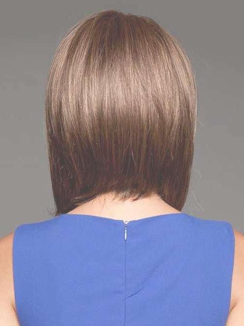 Long Bob Hairstyle Plus Layers Also Back View Cut – Bobs – 15 Long With Back View Layered Bob Haircuts (View 14 of 15)