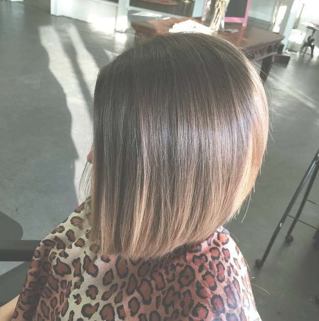 Lovely And Convenient Angled Bob Haircuts – Popular Haircuts Inside Angel Bob Haircuts (View 12 of 15)