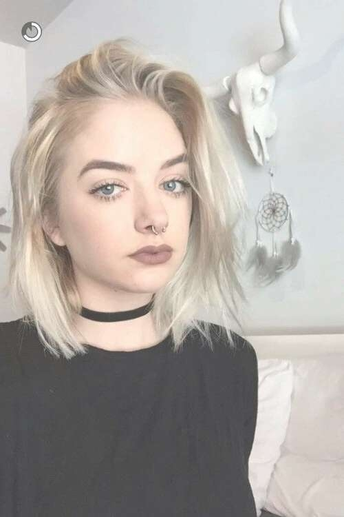 Maddi Bragg | Madisen Bragg | Pinterest Within Grunge Bob Haircuts (View 6 of 15)