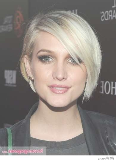 View Photos Of Ashlee Simpson Bob Haircuts Showing 12 Of 15 Photos