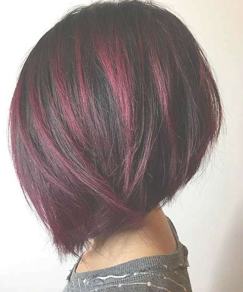 Most Beloved 25+ Bob Hairstyles For 2017 | Bob Hairstyle, Bobs And Throughout Bob Haircuts With Color (View 4 of 15)