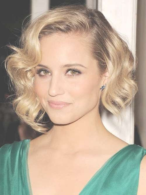 New Short Bob Hairstyles For 2013 | Short Hairstyles 2016 – 2017 Inside Wavy Hair Bob Hairstyles (View 10 of 15)
