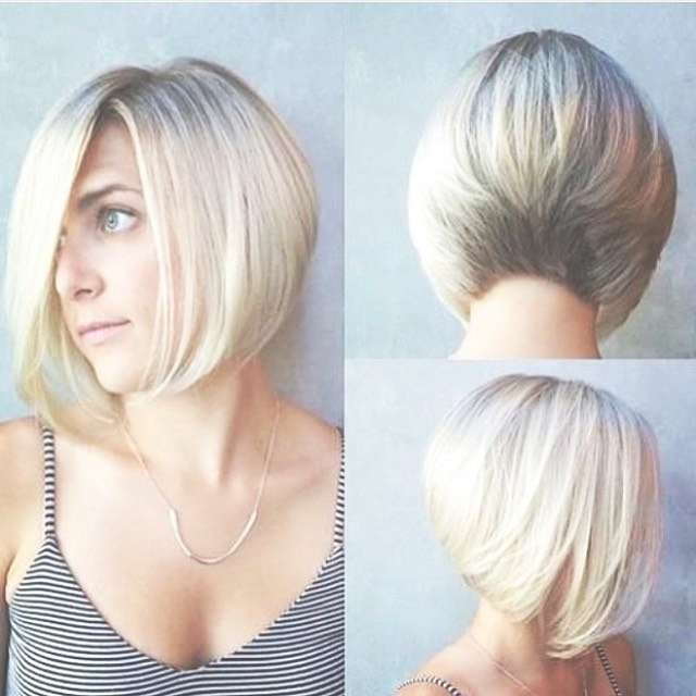 Photos: Angel Bob Haircuts, – Women Black Hairstyle Pics Intended For Angel Bob Haircuts (View 9 of 15)