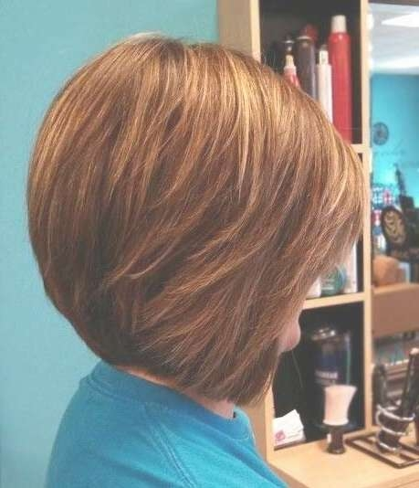 Pics Of Bob Hairstyles | Short Hairstyles 2016 – 2017 | Most Regarding Bouncy Bob Haircuts (View 15 of 15)