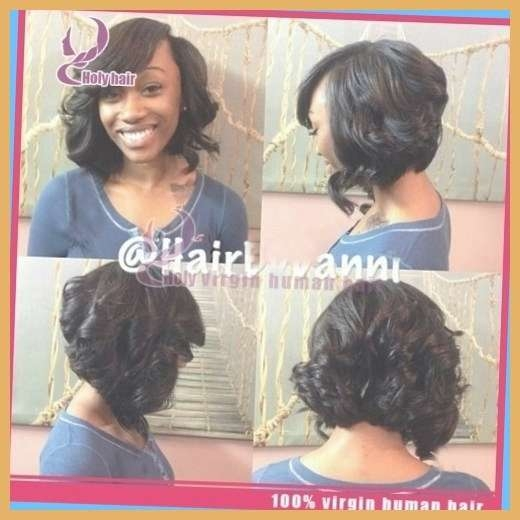 Image Gallery Of African American Bob Haircuts With Layers View 13