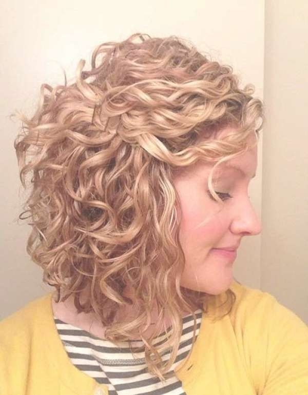 Reverse Bob Curly Hair Regarding Present Your Beauty – My Salon Regarding Curly Hair Bob Haircuts (View 14 of 15)