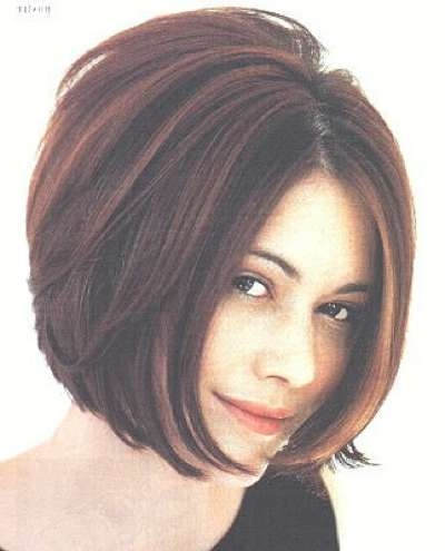 Sexy Short Stacked Bob Hairstyles For Thick Hair – Hairstyles Weekly For Thick Bob Hairstyles (View 9 of 15)