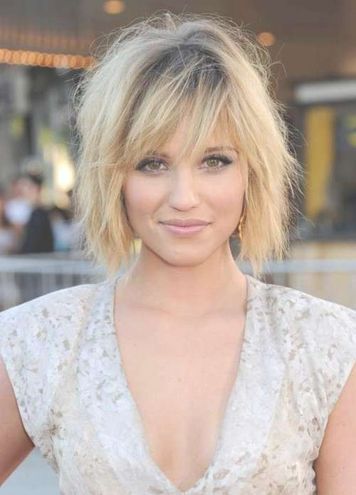 Shaggy Layered Bob Hairstyle For Short Thick Hair – Short – Short With Layered Bob Haircuts For Thick Hair (View 10 of 15)