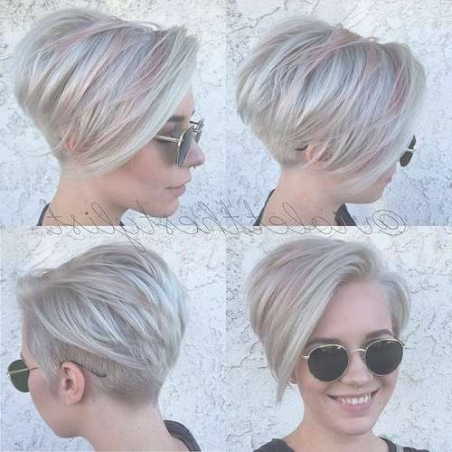 Shaggy, Messy, Spiky, Choppy, Curls, Layered Pixie Hair Cuts Within Short Pixie Bob Hairstyles (View 13 of 15)