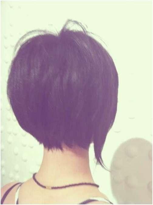 Short Bob Hairstyles Back View – Popular Haircuts In Back Views Of Short Bob Haircuts (View 10 of 15)