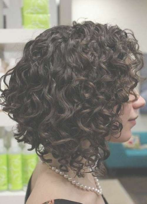 Short Curly Bobs 2014 – 2015 | Bob Hairstyles 2017 – Short Inside Inverted Bob Haircuts For Curly Hair (View 13 of 15)